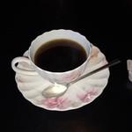 シモン - ドリンク写真:セットコーヒー
