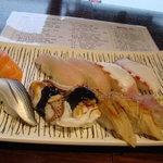 すし京辰 - 握り寿司(自由オーダー)