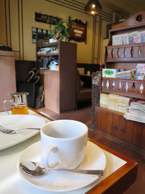 珈琲家 東上野店