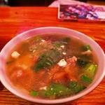 23131698 - 豆腐スープ