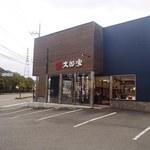 蔓牛焼肉 太田家 - 店舗は、焼肉屋さんに併設された西隣の建物です(棟続き)