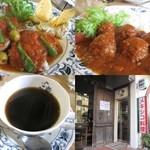 ドミンゴ - ペスカード、アルボンディガス、カフェ