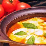 イタリアントマト鍋とオーガニックワインの店 COCOKARA - 【人気No.1☆】とろけるチーズがたまらない!イタリアントマト鍋