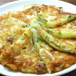 ゴチュ - 【韓国料理の定番】海鮮チヂミ