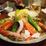居酒屋 太平記 - 料理写真:海鮮サラダ