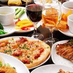 イタリアントマト鍋とオーガニックワインの店 COCOKARA - 【リーズナブルでヘルシー!】ココカラパーティーコース(全7品)