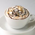 ペッシェドーロ - チョコ ホイップコーヒー