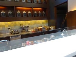 スターバックス・コーヒー 鎌倉御成町店 - カウンター内