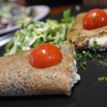 ダニーズレストラン - チキンとしめじのベシャメルクリーム