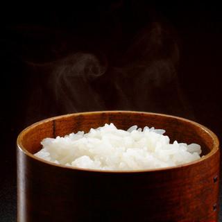 おいしいお米へのこだわり