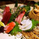 魚&炭焼 だん - (2013年12月撮影)