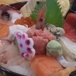 ひら井 - 近江海鮮丼