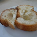 パスティッチェリア・アマレーナ - ☆パンも付いていましたぁ(*^^)v☆