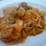 パスティッチェリア・アマレーナ - ☆具材もソースたっぷりめで食べ応えがあります☆