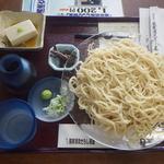 あじよし食堂 - 厳寒清流さらし蕎麦