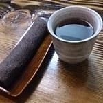 美はる - お茶とおしぼり
