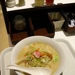 リンガーハット - 「長崎ちゃんぽん」麺増量サービス・ダブル400g550円