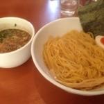 四代目麺処 ゆうじ - つけ麺1.5玉(850円)