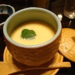 寿し 吉田 - 茶碗蒸し