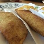 ドミンゴ - ケサディーヤ ポテトとチーズ