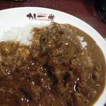 肉バル グランデ - バッファロービーフカレー(1,200円)