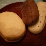清月 - 料理写真:一気に3種類を堪能♪