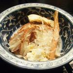 天音 - 毛蟹の酢の物