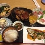 23148621 - 魚定食(ランチ)1000円