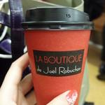 ル パン ドゥ ジョエル・ロブション 渋谷ヒカリエShinQs店 - ホットコーヒー