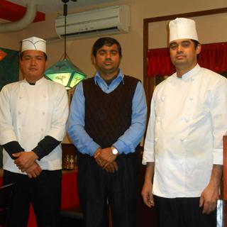 インド料理 マナカマナ - スタッフです。