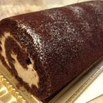 ラ・ピエール・ブランシュ - チョコロール ¥630