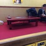 東 - <2013/12>小上がり 3テーブル