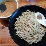 麺工房しろきや - 濃厚魚介もりそば(2013/12/18撮影)