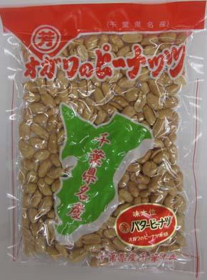 (株)小川商店 - バターピーナッツ