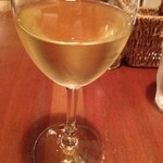 RYU-RYU TRENO - Aディナーセット ¥500 のワイン