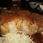 Yasukuniya - これがエアーズロック(700gのポークステーキ)です!