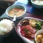 yakinikudoukaisan - カルビ&丸腸