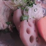 23152941 - 豚バラ塩角煮 アップ