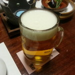 23153425 - 生ビール(630円)