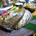 魚・肴・処 ひでまる - 本日のカブト焼き680円