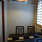 鮨 とびこめ - 個室4人まで
