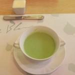 レストラン ル・ブラン - 2013/7/24 ランチスープ