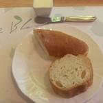レストラン ル・ブラン - 2013/7/24 パン