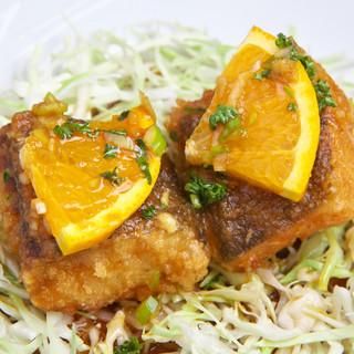金沢ならではの食材をふんだんに使用した自慢の中華料理の数々