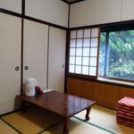 島崎うなぎ屋 - 座敷席です