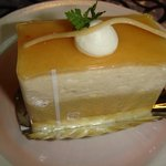 すえガーデン - 私はきな粉のケーキを