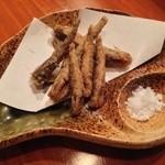 創作話食 藤ノ家 - ★めひかりの唐揚げ★美味しい♪