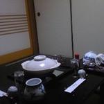 23162203 - 座敷で落ち着いて食事が出来ます♪