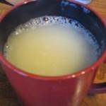 中臺 - 蕎麦湯