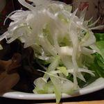 花咲かじいさん - 野菜